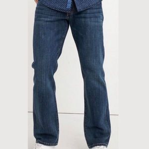 Lucky Brand 221 Original Straight Fit Jeans